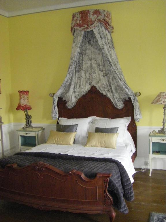 Chambres DHtes Aux Raisins Verts Chambres DHtes Castillon La
