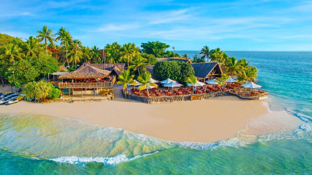 Castaway Island, Fiji, Holiday residences Castaway Island