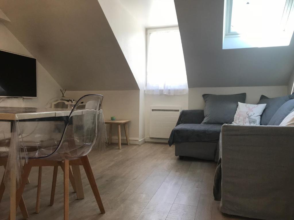 Apartment Au Pied Du Télécabine T3 50m2 Pour 8 Personnes