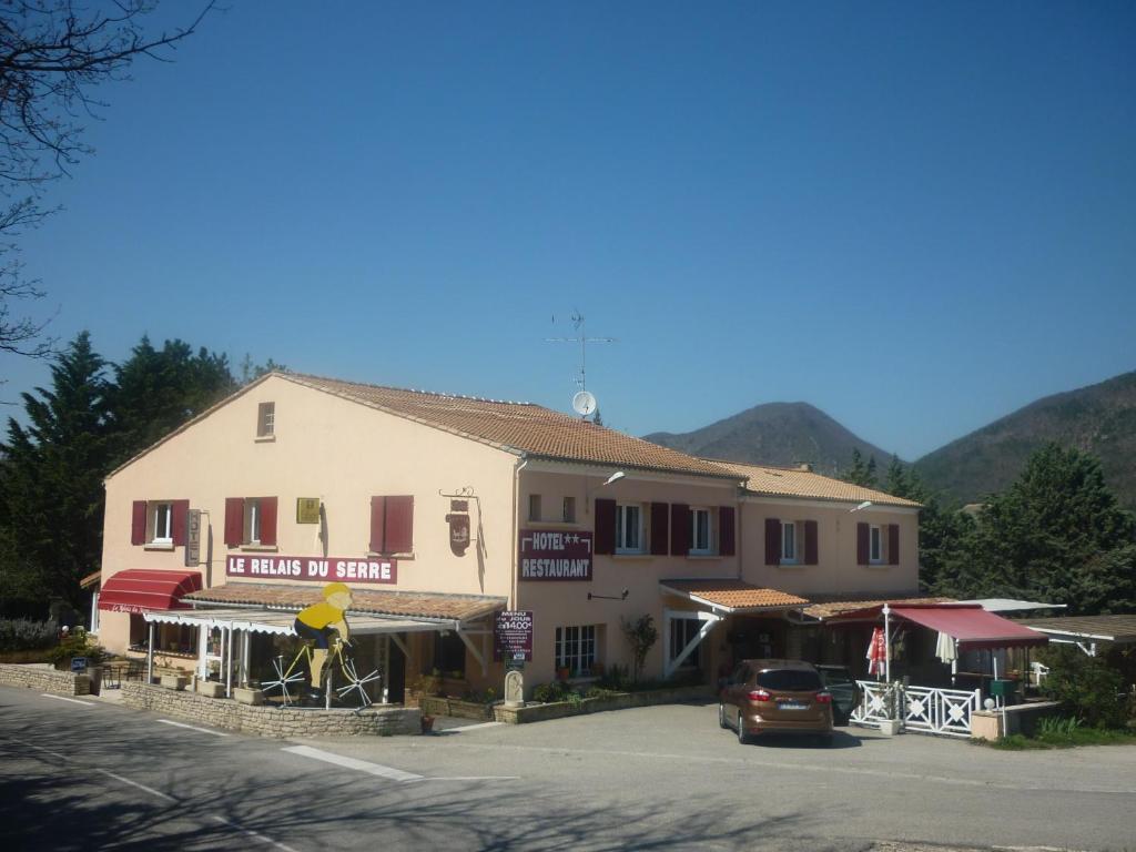 Hotel Restaurant Nyons