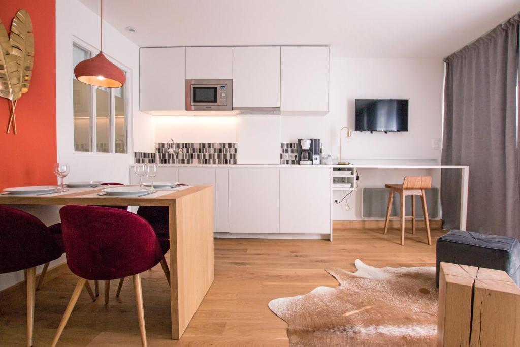 Appartement Meuble Plume 3 Etoiles Quartier Vivant Appartement Strasbourg