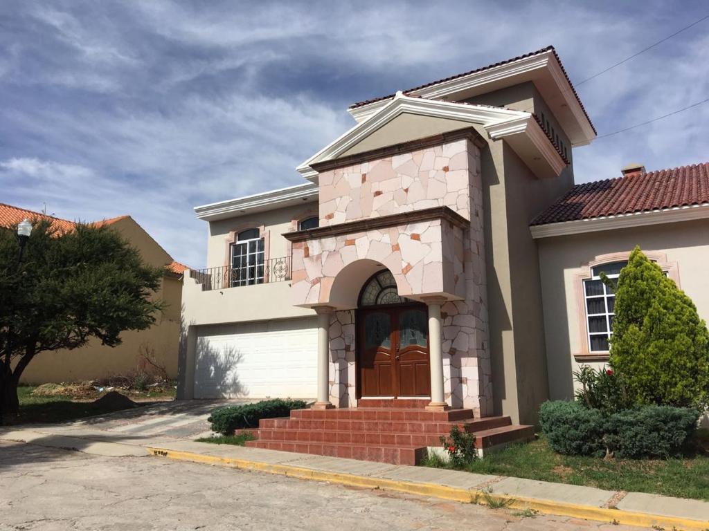 Casa Bernardez Con Terraza Casa De Vacaciones Zacatecas