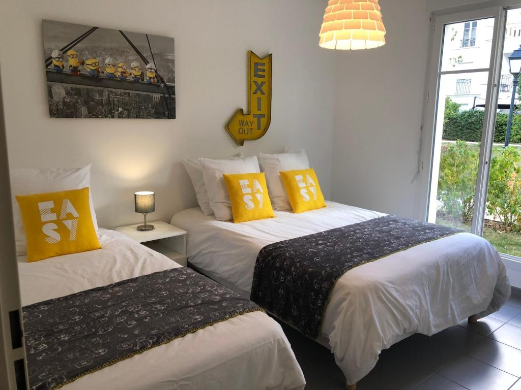 Dream Apartments Apartments In Serris En Seine Et Marne 77