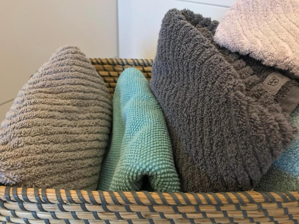 Appartement avec blanchisserie crochet