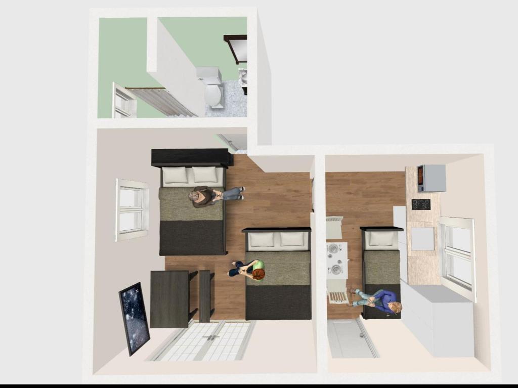 ☆ Urban retreat ☆, Apartment Halifax