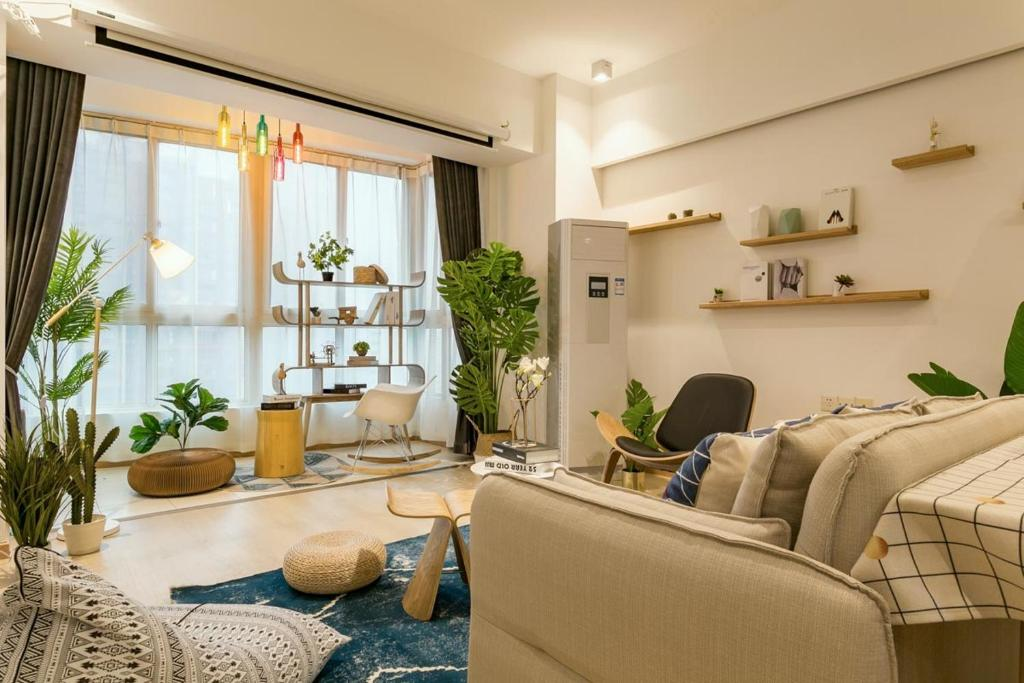 Wuhan Jianghan Road Locals Apartment 00145140