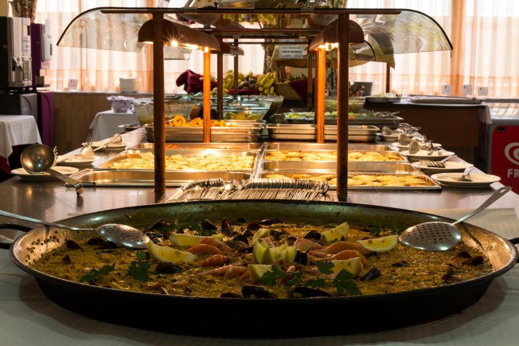 Sant Carles De La Rapita Restaurants