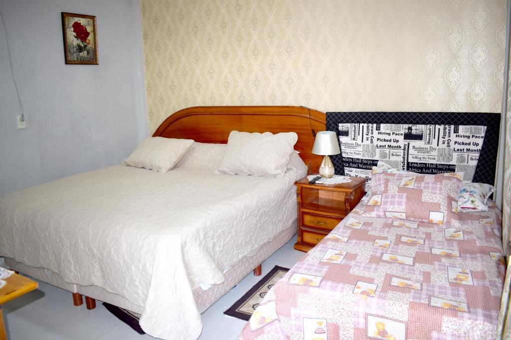 Hostería El Rosedal Bed Breakfast Encarnacion