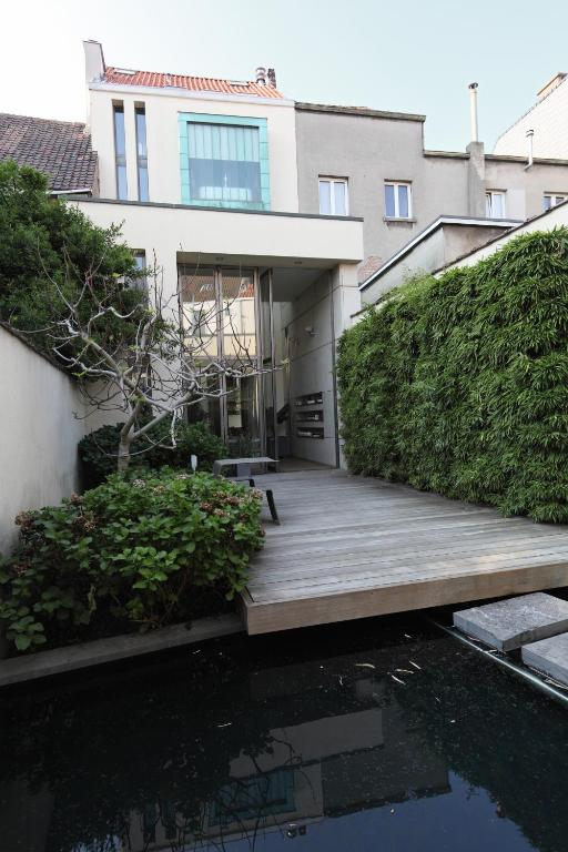 B&B The Patio Houses, Bed & Breakfast Mechelen