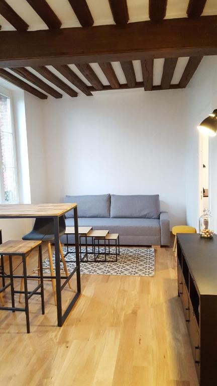 Wohnung Latelier Du Vieux Bassin Wohnung Honfleur