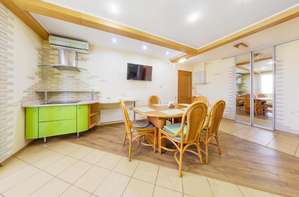 3563c5711b3b7 InnHome Apartments on Vorovskogo str.36b, Apartments Chelyabinsk