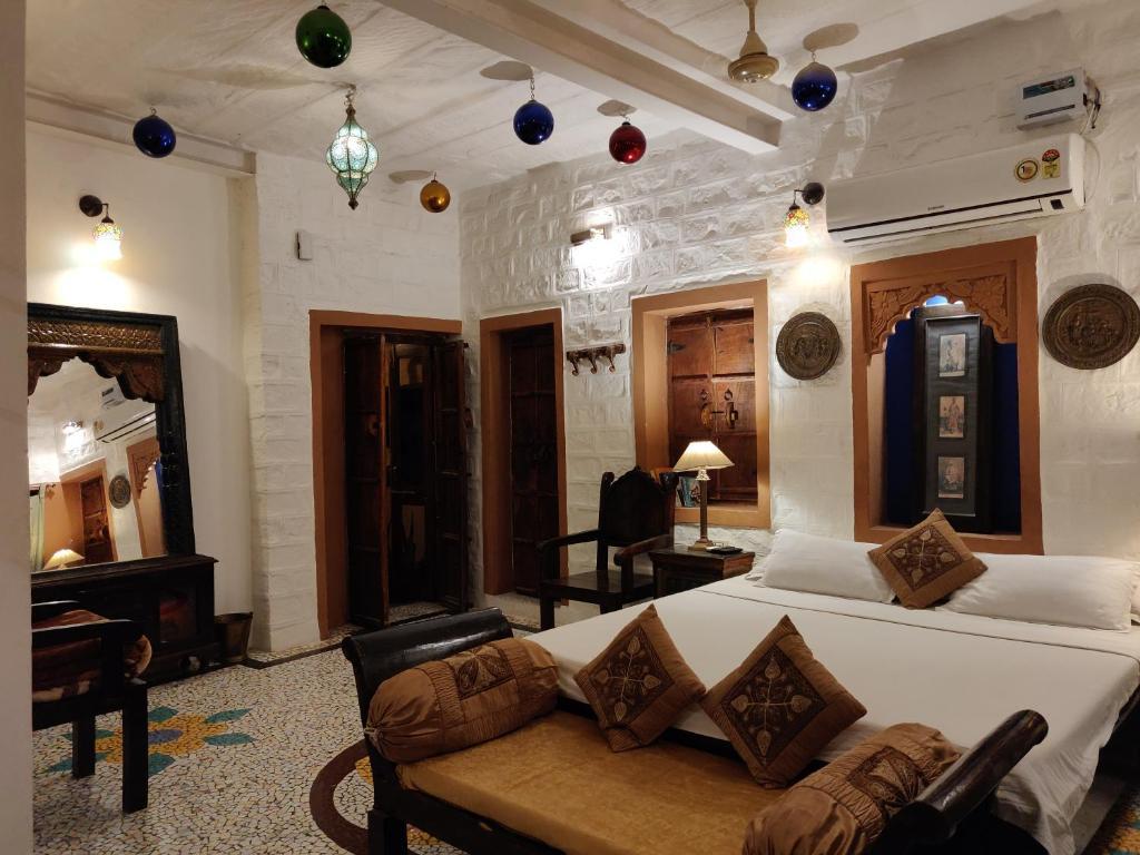 Shahi Guest House Bed Breakfast Jodhpur