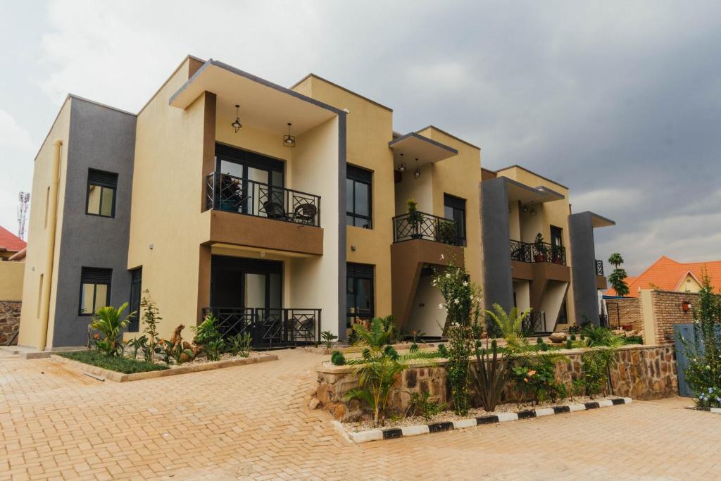 Flat - Kigali in Kigali -