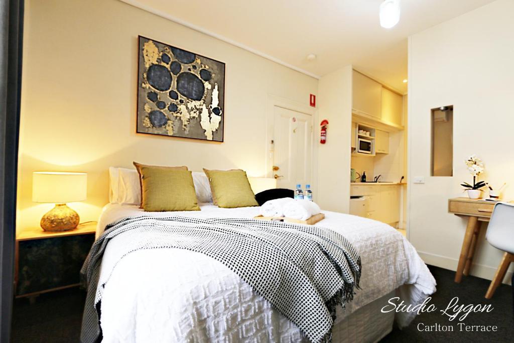 Carlton Terrace Chambres D Hotes Melbourne