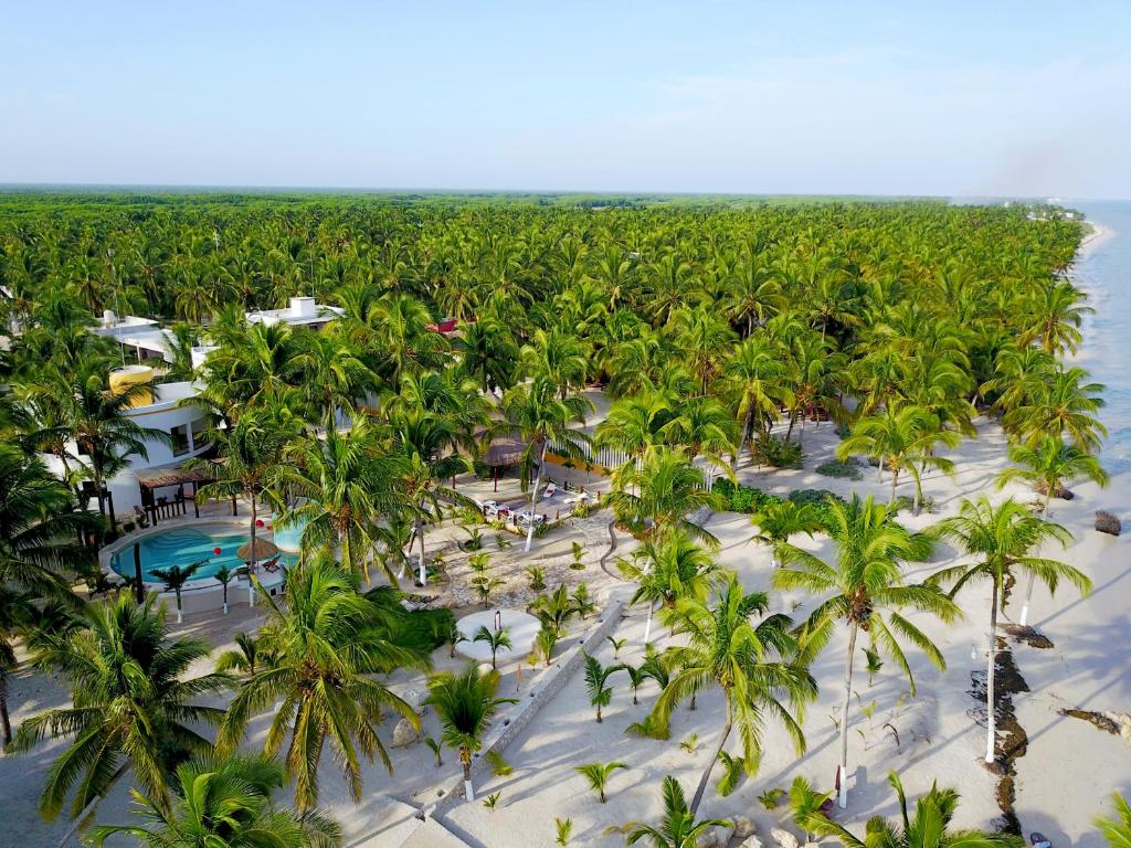 Playa Patuxka, Hermosa Villa para relajarse, Villa Telchac