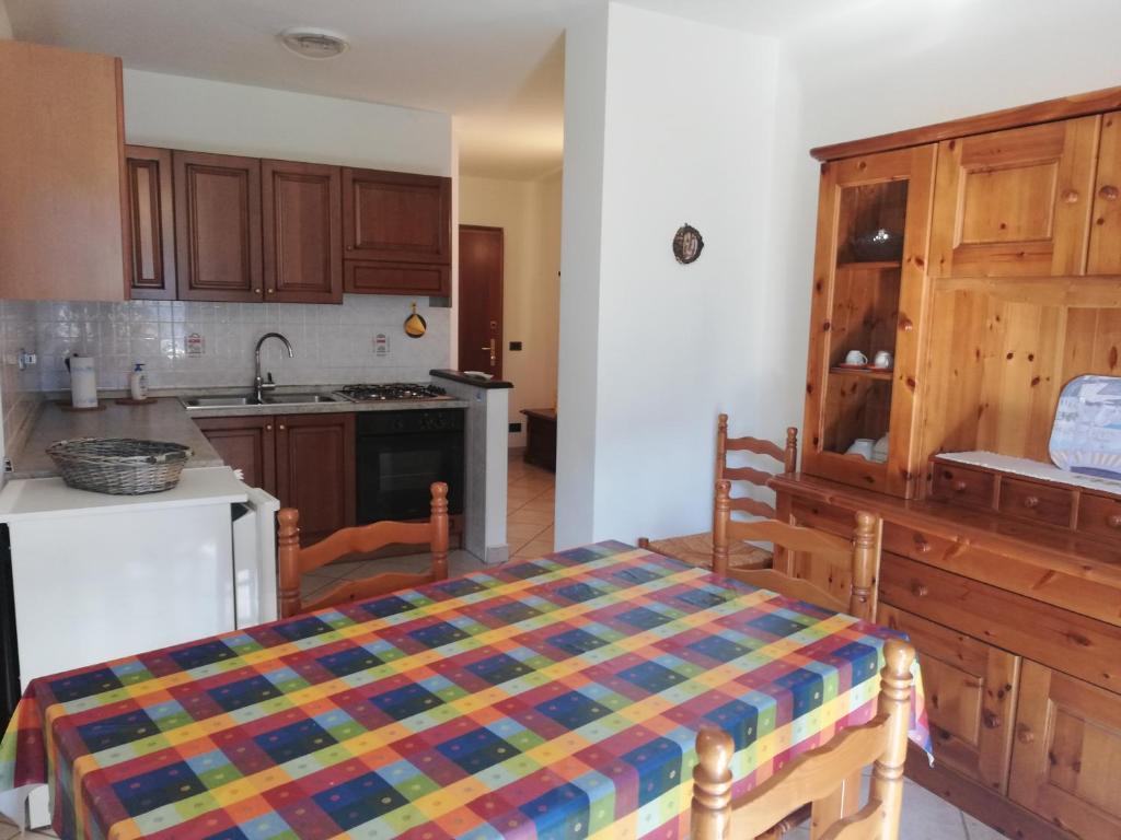 appartamento le betulle per 4 persone, wohnung spiazzo