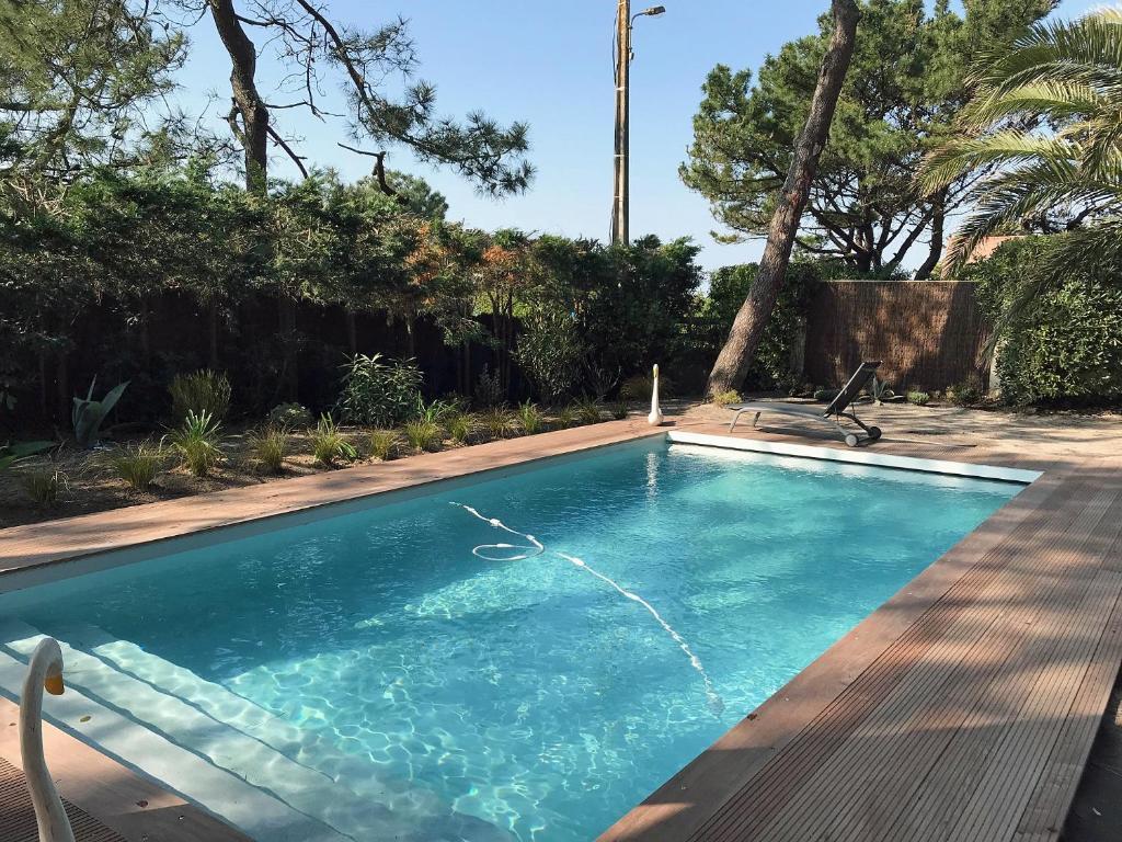 Chambre-d\'Amour Villa 8 people swimming-pool WiFi, Villa ...