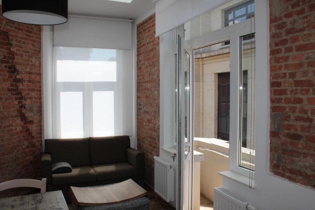 Appartement Art Déco Coup De Foudre, Appartement Bruxelles