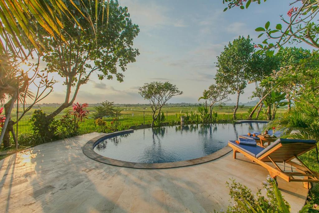 Carte Satellite Bali.Villa D Carik Bali Villas Denpasar