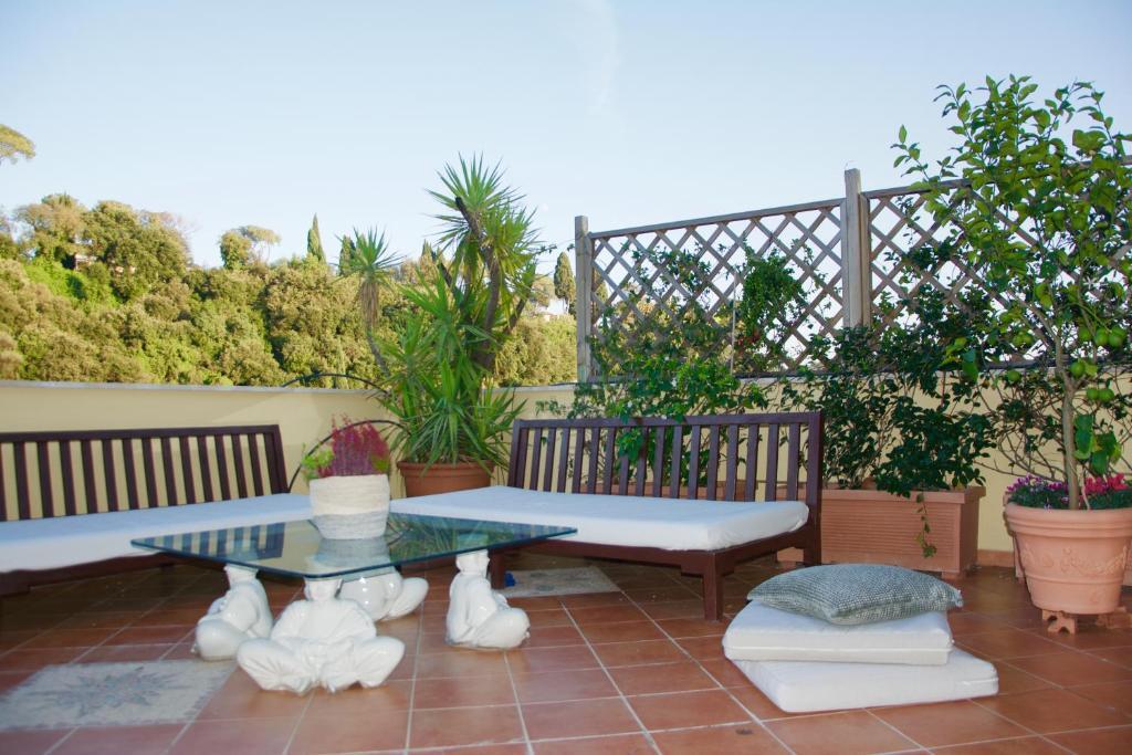 La Terrazza Di Isabel Casa Vacanze Rome