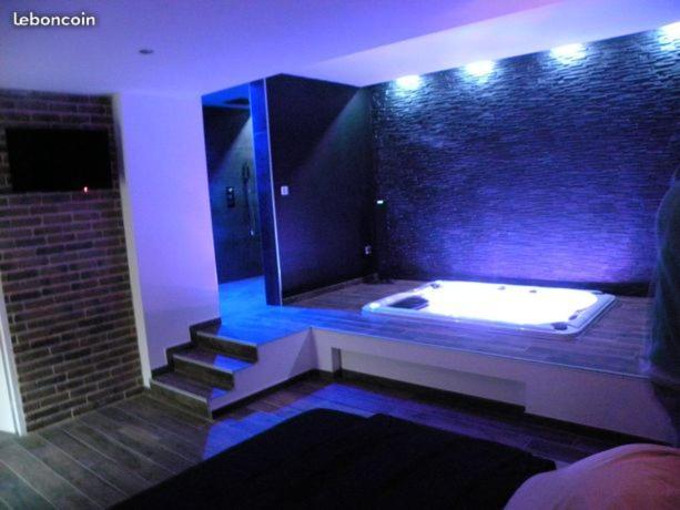 Wohnung chambre romantique avec spa privatif, Wohnung ...