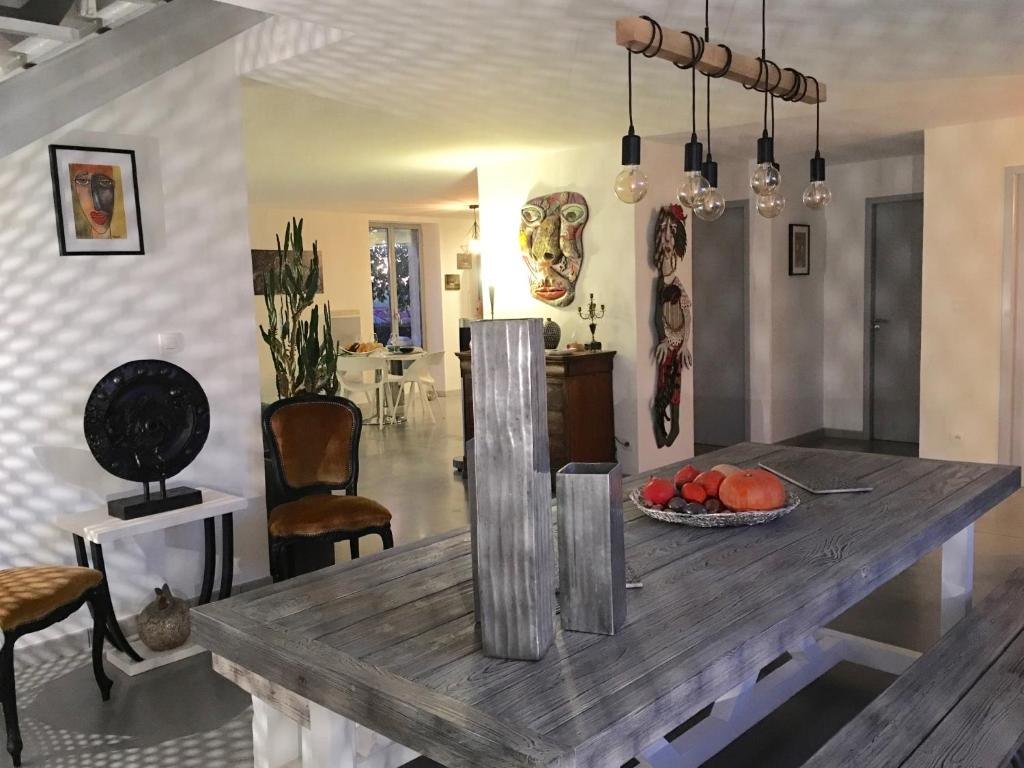 Bed breakfast maison du bois breton