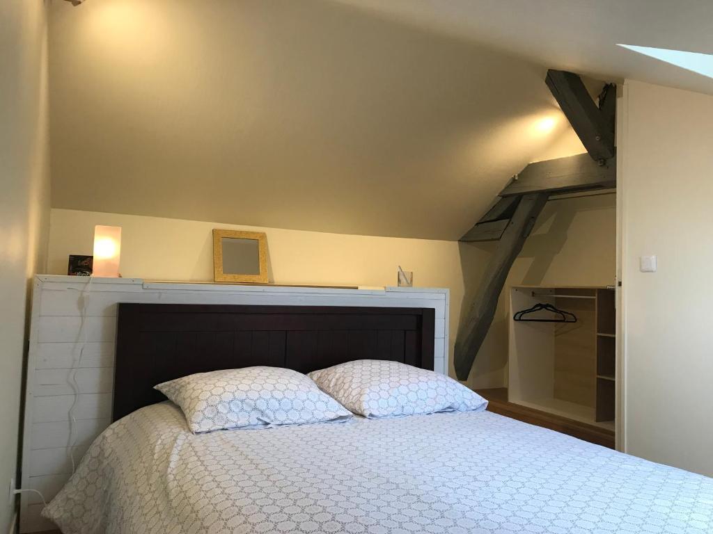 appartement apt f2 zen sous comble, appartement saint-cyr-sur-loire