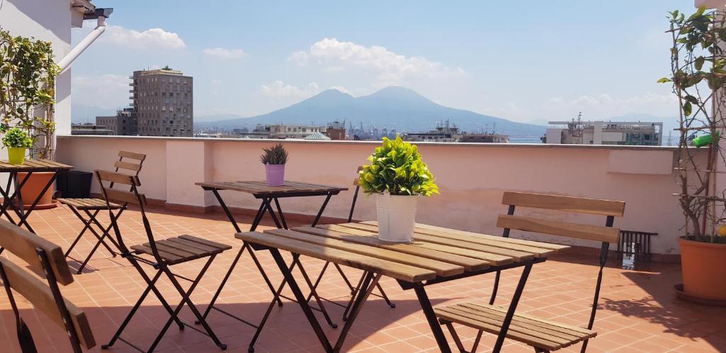 Panoramic Terrazza Napoli Bed Breakfast Napoli