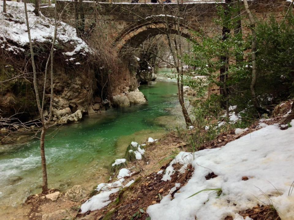 Complejo Turistico Puente De Las Herrerias Camping Cazorla