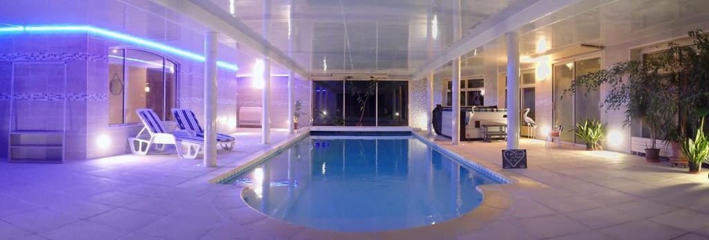 Chambres d\'hôtes Au Charme du Lac Piscine & Spa, Chambres d\'hôtes ...