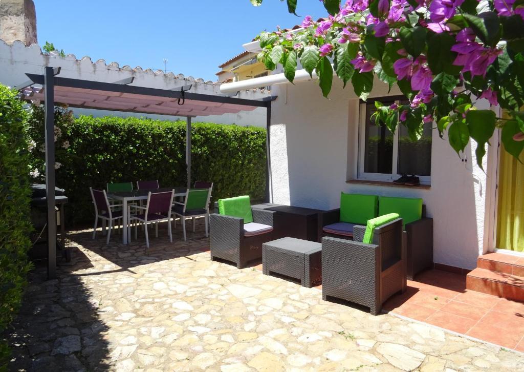 Rez de Jardin moderne L\'Escala Costa Brava - Maison de vacances à L ...