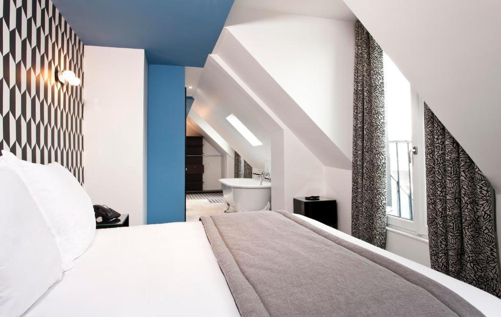 Hotel Emile Parijs : Hotel Émile paris