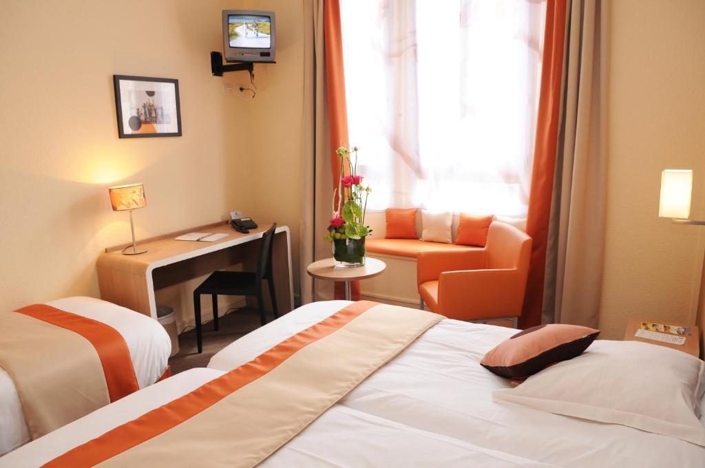 1abb4303788582 Hotel Red Fox Le Touquet-Paris-Plage