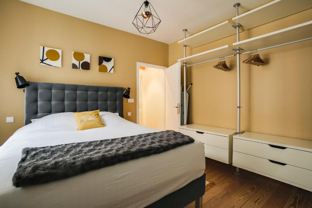 Wohnung Le Leblois - 2 sdb Grande cuisine, Wohnung Strasbourg
