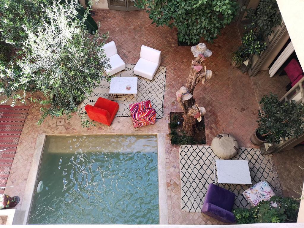 Riad Vendôme & Spa Chambres d'hôtes à Marrakech (Maroc)
