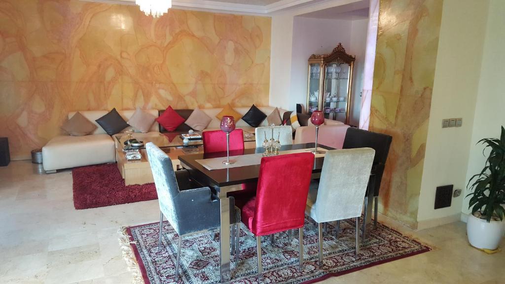 Chambre de Luxe au coeur de Casablanca, Wohnung Casablanca