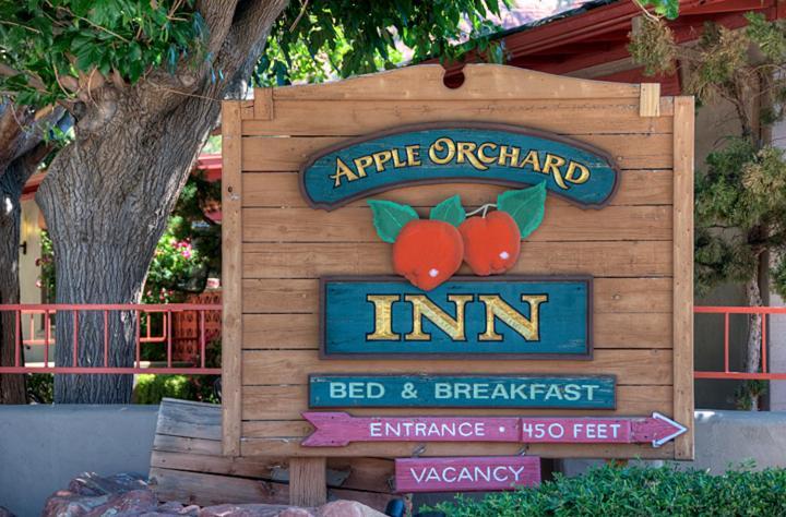 Apple Orchard Inn Chambres D Hotes Sedona