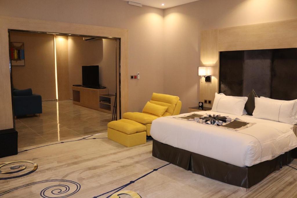 Msharef Al Moden Suites Jazan, Appart'hotels Jazan