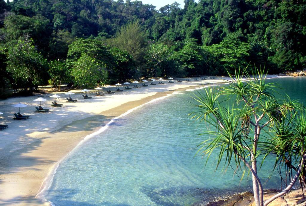 Pangkor Laut Resort, Holiday residences Pangkor Island