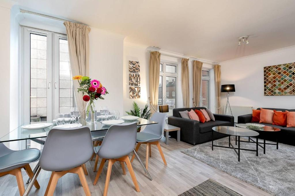 Theatreland 3bed 2bath Glorious Covent Garden Pad Apartment London