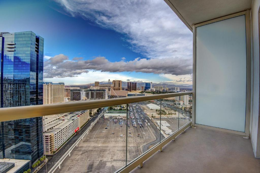 Penthouse Suite With Strip View At The Signature At Mgm Grand Appart Hotel Las Vegas