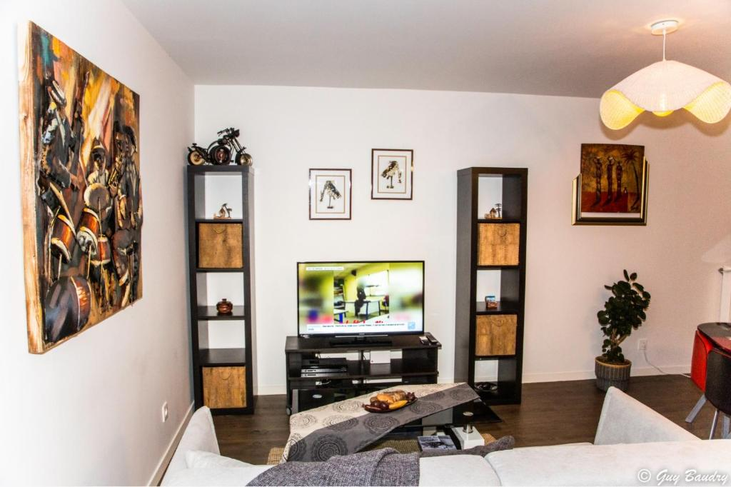 Appartement Chic Apart With Terrasse And Parking Appartement A