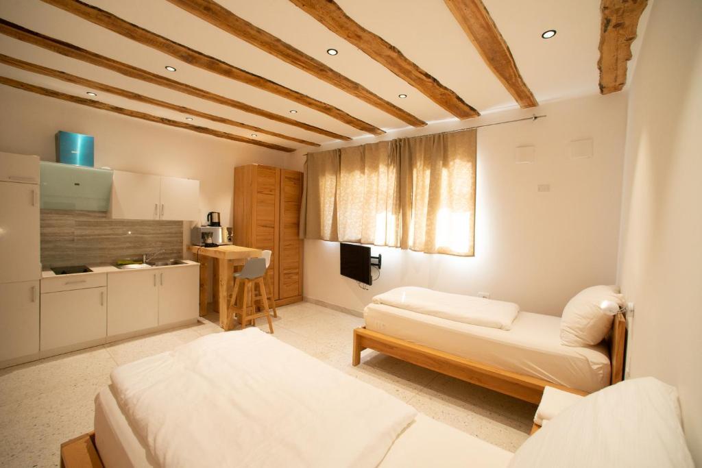 Letto Matrimoniale A Bolzano.Gardar Studio Fox Bed Breakfast Nei Bolzano Trentino Alto
