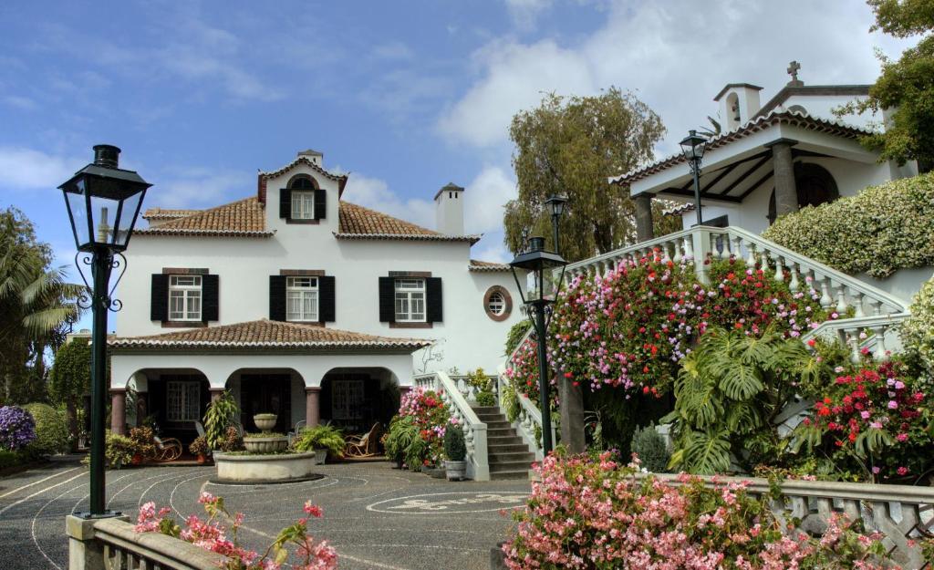 Quinta Da Fonte Chambres D Hotes Funchal