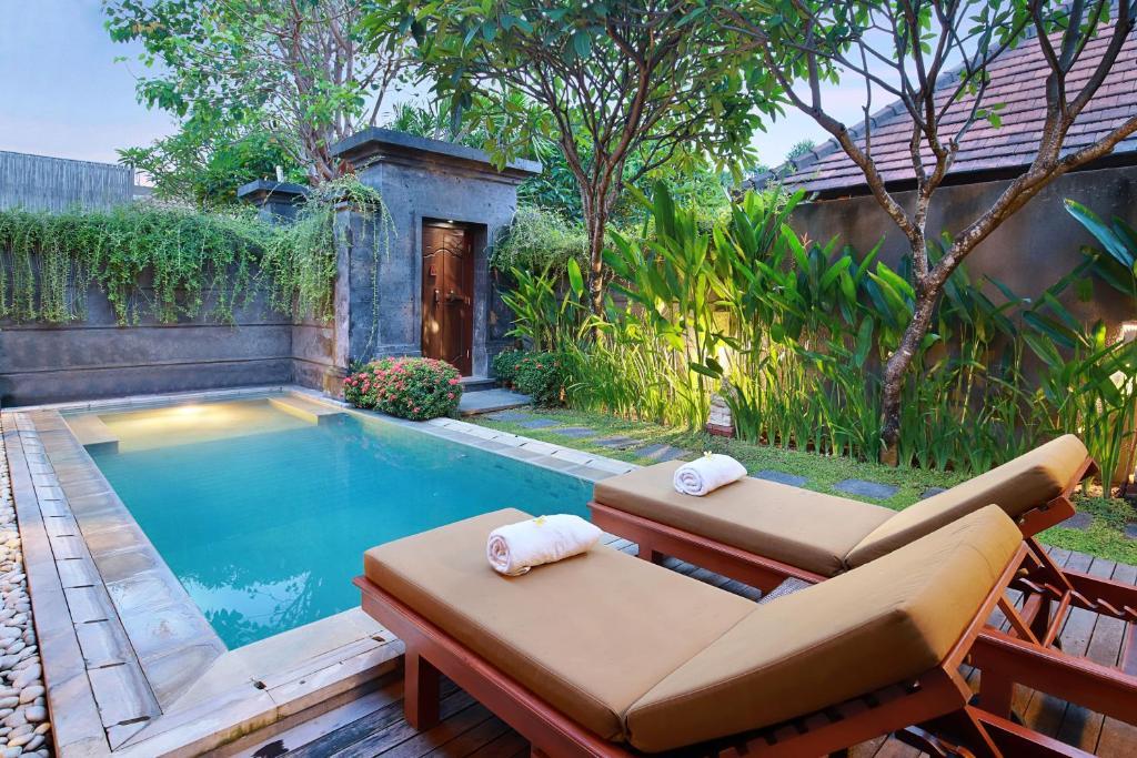 Nyuh Bali Villas, Villas Seminyak