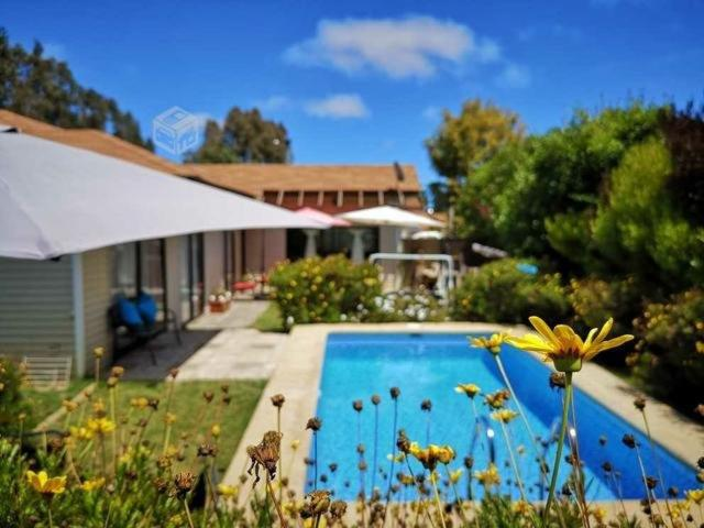 Casa Con Piscina Algarrobo Casa De Vacaciones Algarrobo