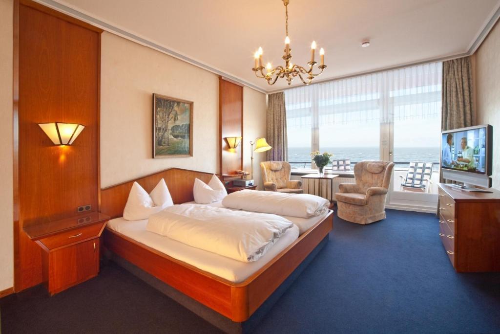 strandhotel monbijou garni westerland informationen und buchungen online viamichelin. Black Bedroom Furniture Sets. Home Design Ideas