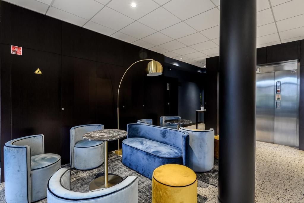 Brit Hotel Du Stade Rennes