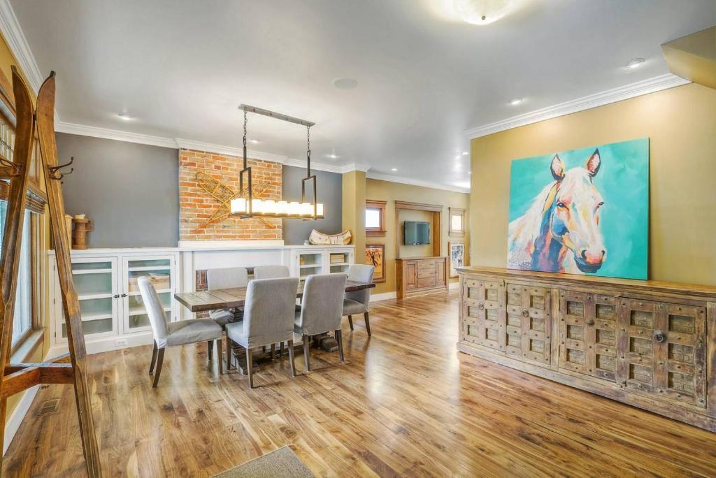 Stunning Cheesman Cap Hill Home Sleeps 10 Chambre D Hotes Denver