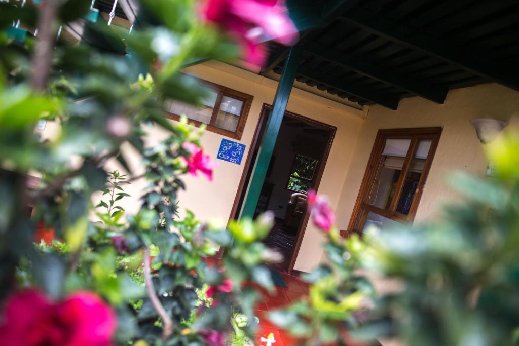 Hotel Hospederia El Portal De Las Flores Chia